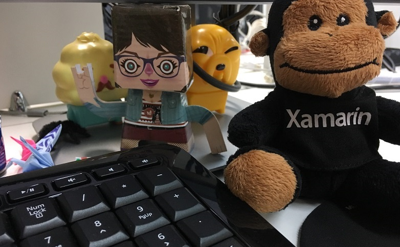 Monkey Xamarin.Forms
